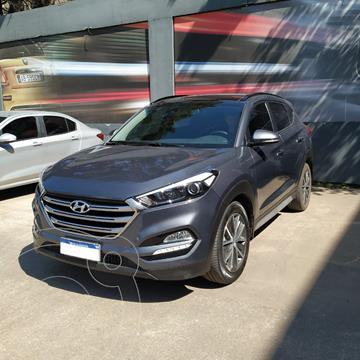 Hyundai Tucson 4x4 2.0 Aut Full Premium usado (2017) color Gris precio $4.450.000