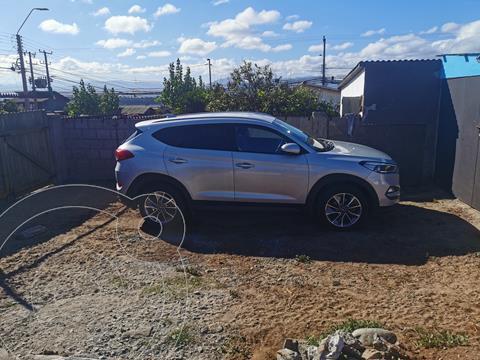 Hyundai Tucson  2.0L Value usado (2018) color Plata precio $17.000.000