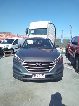 Hyundai Tucson  2.0L GL Active Nav usado (2018) color Gris precio $17.980.000