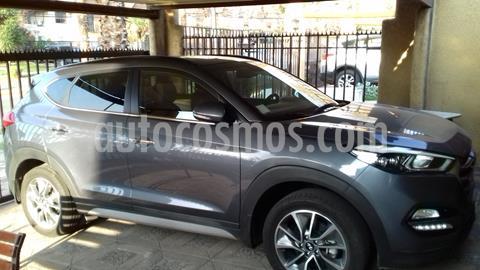 Hyundai Tucson  2.0L Limited 4WD Aut  usado (2018) color Gris precio $18.900.000