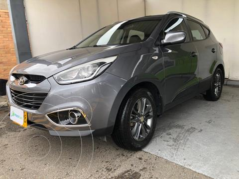 Hyundai Tucson GL 4x2 2.0  usado (2016) color Blanco precio $58.490.000