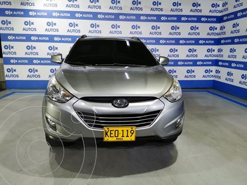 Hyundai Tucson ix35 4x4 usado (2013) color Plata financiado en cuotas(anticipo $6.000.000 cuotas desde $1.007.000)