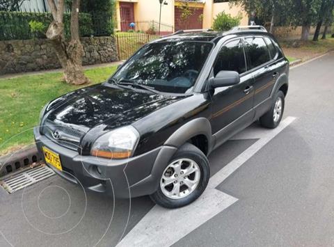 Hyundai Tucson 2.0 4x2 TDi usado (2010) color Negro precio $34.900.000
