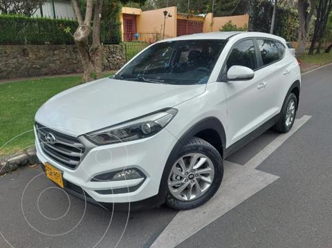 Hyundai Tucson 4x2 Advance Aut usado (2018) color Blanco precio $82.900.000