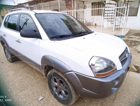 Hyundai Tucson 2.0 4x2 usado (2009) color Blanco precio $27.000.000