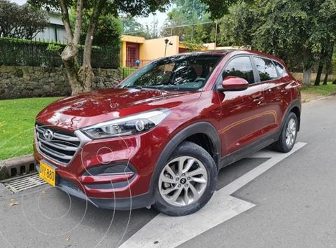 Hyundai Tucson 4x2 Advance Aut usado (2016) color Rojo precio $72.900.000