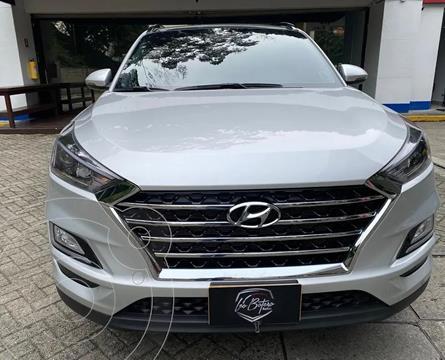 Hyundai Tucson 4x4 Limited usado (2020) color Gris precio $118.000.000