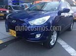 Foto venta Carro usado Hyundai Tucson ix35 4x4 Aut Full (2010) color Azul precio $38.400.000