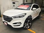 Foto venta Auto usado Hyundai Tucson Limited Tech (2018) color Blanco precio $399,000