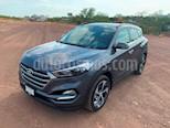 Foto venta Auto usado Hyundai Tucson Limited Tech (2018) color Gris precio $389,000