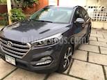 Foto venta Auto usado Hyundai Tucson Limited Tech (2016) color Gris precio $330,000