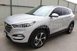 Foto venta Auto usado Hyundai Tucson Limited Tech (2017) color Plata precio $365,000