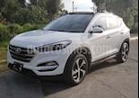 Foto venta Auto usado Hyundai Tucson Limited Tech (2016) color Blanco precio $330,000
