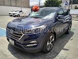 Foto venta Auto usado Hyundai Tucson Limited Tech (2018) color Azul precio $395,000