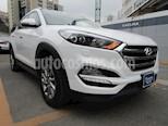 Foto venta Auto usado Hyundai Tucson Limited (2017) color Blanco precio $335,000