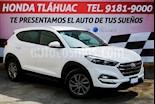 Foto venta Auto usado Hyundai Tucson Limited (2017) color Blanco precio $310,000