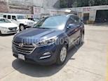 Foto venta Auto usado Hyundai Tucson Limited (2018) color Azul precio $368,000
