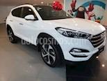 Foto venta Auto usado Hyundai Tucson Limited (2018) color Blanco precio $410,000