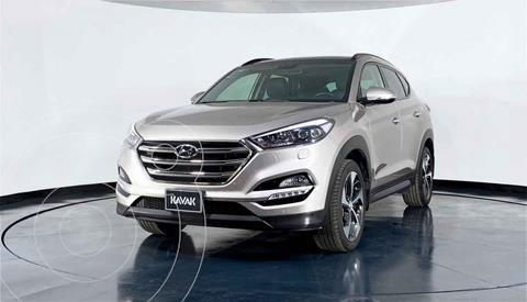 Hyundai Tucson Limited Tech usado (2018) color Dorado precio $397,999