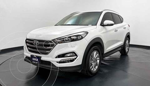 Hyundai Tucson GLS usado (2018) color Blanco precio $297,999