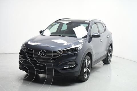 Hyundai Tucson Limited Tech usado (2018) color Gris precio $396,000