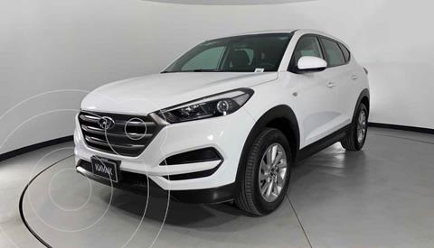 Hyundai Tucson GLS usado (2016) color Blanco precio $277,999