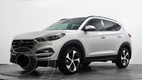 Hyundai Tucson Limited Tech usado (2018) color Plata Dorado precio $360,000