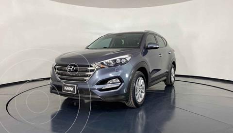 Hyundai Tucson Limited usado (2018) color Gris precio $359,999
