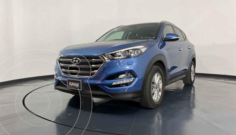 Hyundai Tucson GLS usado (2018) color Azul precio $304,999