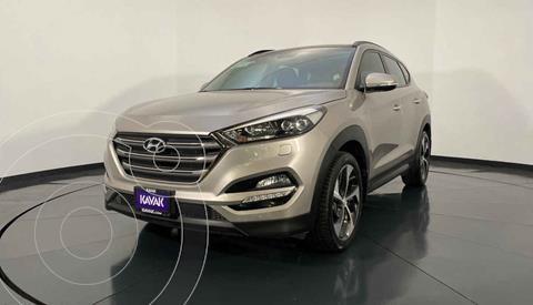 Hyundai Tucson GLS usado (2018) color Gris precio $332,999