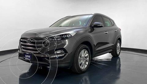 Hyundai Tucson GLS usado (2018) color Gris precio $327,999