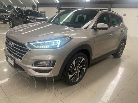 Hyundai Tucson Limited Tech usado (2019) color Blanco precio $440,000