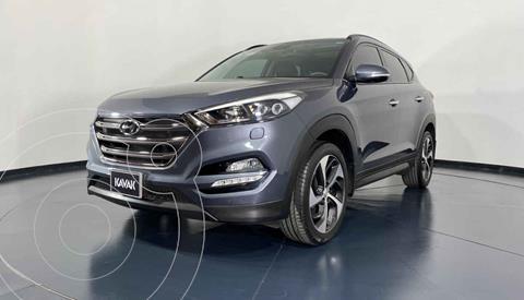Hyundai Tucson GLS usado (2018) color Gris precio $354,999