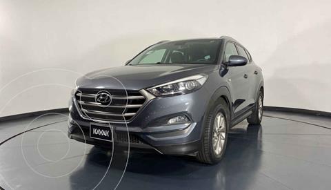 Hyundai Tucson Limited usado (2016) color Gris precio $262,999