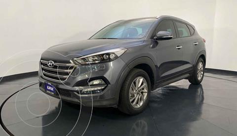 Hyundai Tucson GLS usado (2018) color Gris precio $322,999