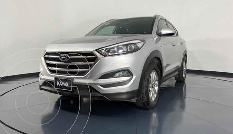 Hyundai Tucson GLS usado (2018) color Plata precio $282,999