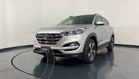 Hyundai Tucson GLS usado (2018) color Plata precio $347,999