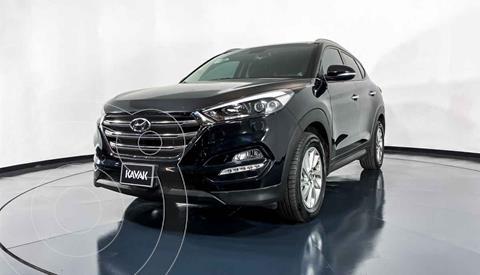Hyundai Tucson Limited usado (2018) color Negro precio $349,999