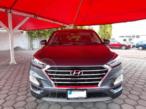 Hyundai Tucson Limited usado (2019) color Gris precio $425,000