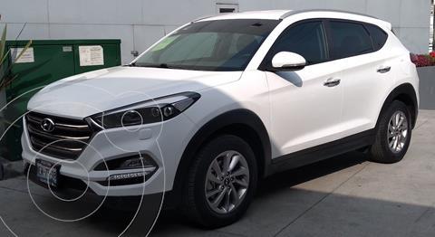 Hyundai Tucson Limited usado (2017) color Blanco precio $349,000
