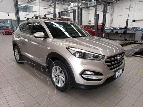 Hyundai Tucson Limited usado (2018) color Dorado precio $350,000