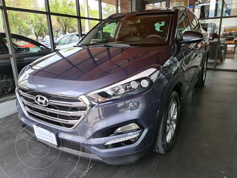 foto Hyundai Tucson Limited usado (2016) color Azul precio $285,000
