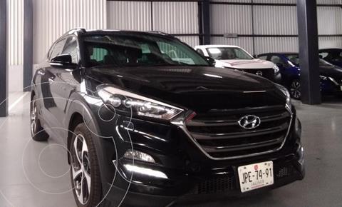 Hyundai Tucson Limited Tech usado (2018) color Negro precio $385,000