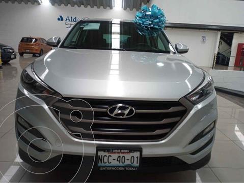 Hyundai Tucson GLS Premium usado (2018) color Plata precio $335,000