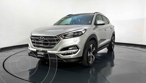 Hyundai Tucson GLS usado (2018) color Plata precio $344,999