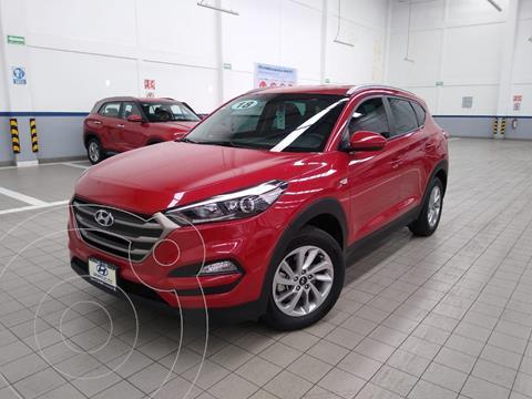 Hyundai Tucson GLS Premium usado (2018) color Rojo precio $350,000