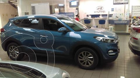 Hyundai Tucson Limited usado (2017) color Azul precio $315,000