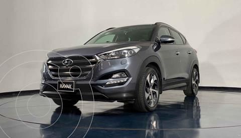 Hyundai Tucson Limited Tech usado (2016) color Gris precio $322,999