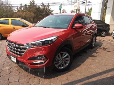 Hyundai Tucson Limited usado (2018) color Rojo precio $350,000