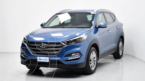 Hyundai Tucson Limited usado (2016) color Azul precio $282,480